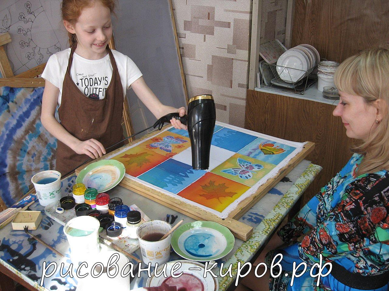 детский городской лагерь киров